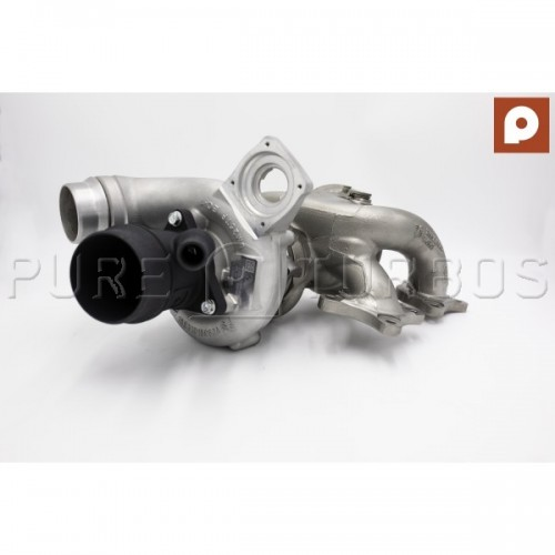 Pure Turbo Upgrade A90 MKV Supra GR 2020+