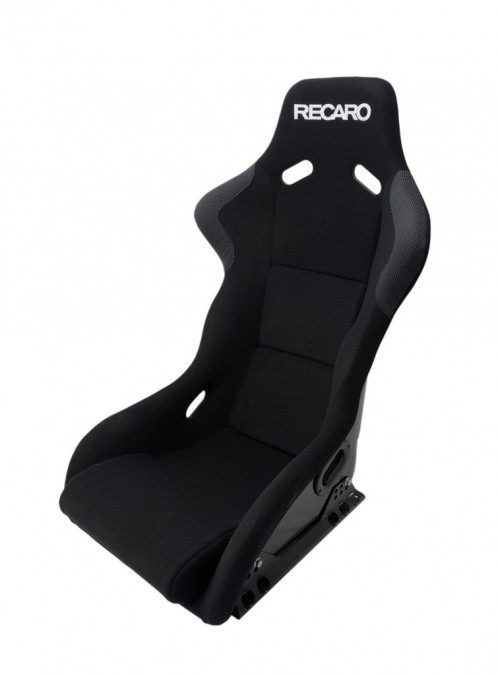 Recaro Profi SPG - Racing Bucket Seat - Velour Black - REC-070.91.UU11