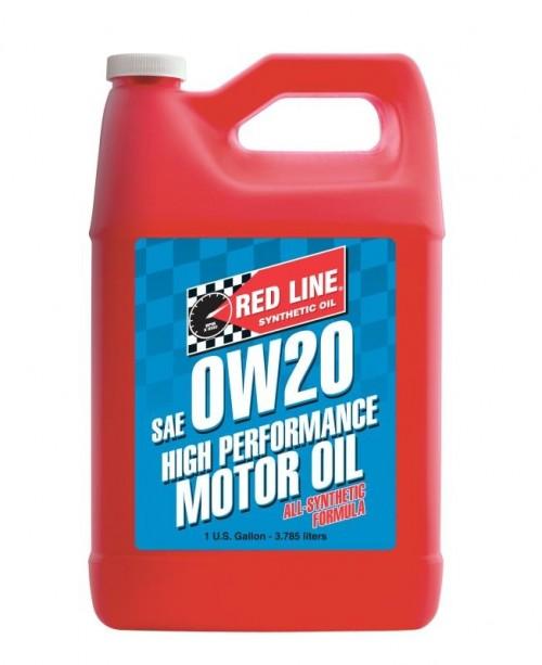 Red Line - 0W20 - Motor Oil - 1 Gallon