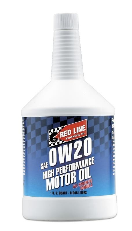 Red Line - 0W20 - Motor Oil - 1 Quart