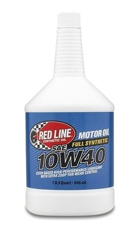 Red Line - 10W40 - Motor Oil - 1 Quart