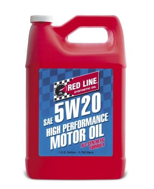 Red Line - 5W20 - Motor Oil - 1 Gallon