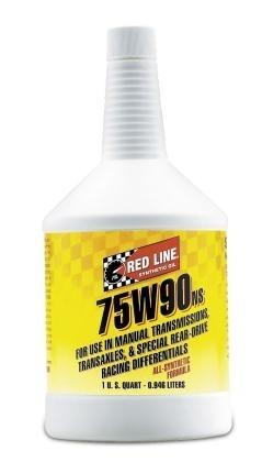 Red Line - 75W90NS GL-5 - Gear Oil - 1 Quart