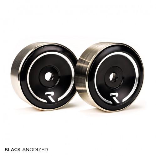 Raceseng Revo Idlers - Black - Toyota GT86 / Scion FR-S / Subaru BRZ | 2013+
