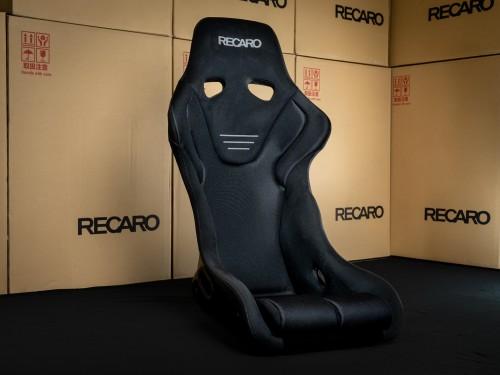 Recaro RS-G - RS-GK - Black - Full Racing Bucket Seat