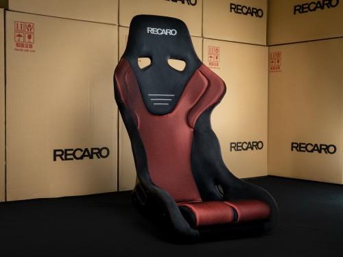 Recaro RS-G - RS-GK - Red - Full Racing Bucket Seat
