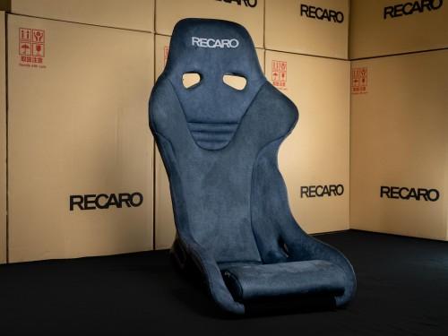 Recaro RS-G - RS-GS - Alcantara - Full Racing Bucket Seat