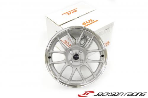 949 Racing 6UL - 17x8 +40 / 5x100 - Silver