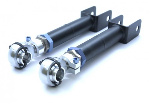 SPL TITANIUM Rear Traction Links - Z34 / 370Z