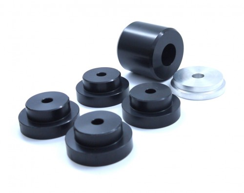 SPL SOLID Differential Mounting Bushings - Z34 / 370Z