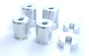 SPL SOLID Subframe Bushings -  350Z / G35 / 370Z / G37