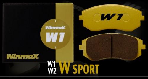 Winmax W1 - Nissan 370Z / Infiniti G37 Sport Akebono Calipers (Front)
