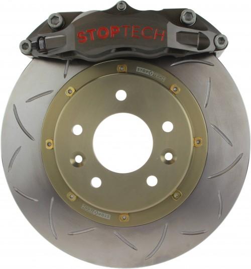StopTech C43 - Big Brake Kit - 309 x 32 Pillar Bi-Slot Sport RACE - FRONT - Subaru BRZ / Scion FR-S / Toyota 86