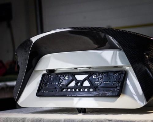 "SEIDOWORKS - ""Signature"" Whaletail - Carbon - Subaru BRZ / Scion FR-S / Toyota 86"
