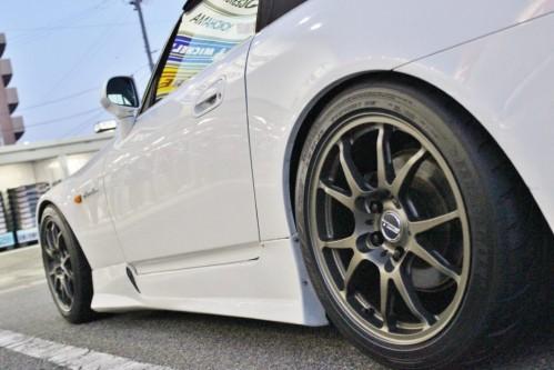 """TWS Motorsport T66-F - 17"""" - 5x114.3"""