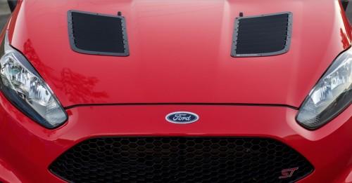 Trackspec - Hood Vents / Louvers - Ford Fiesta ST
