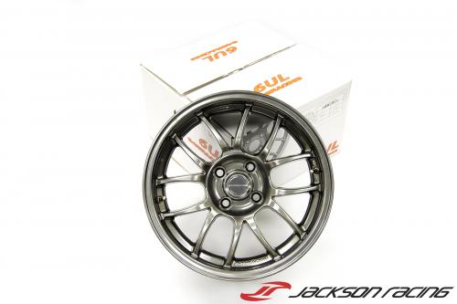 949 Racing 6UL - 17x9 +40 / 5x100 - Tungsten