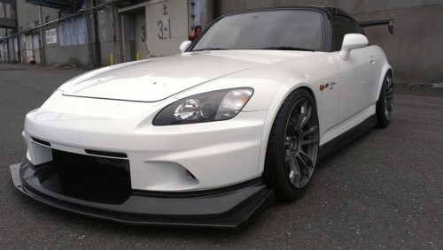 Voltex Front Bumper - Race Version - Honda S2000