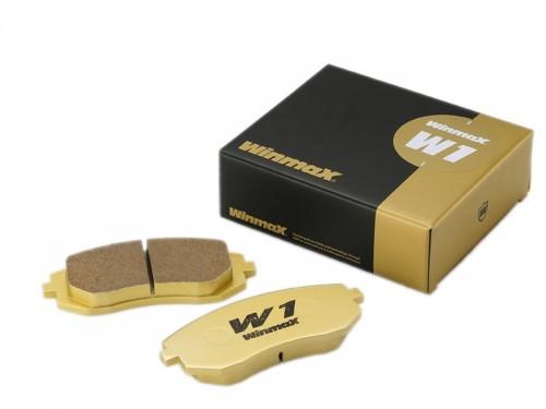 Winmax W2 Rear Brake Pads - Honda Civic Type-R FK8