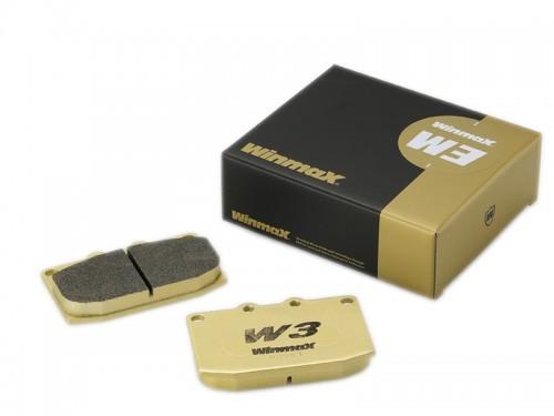 Winmax W3 Rear Brake Pads - Subaru BRZ / Toyota 86 / Scion FR-S