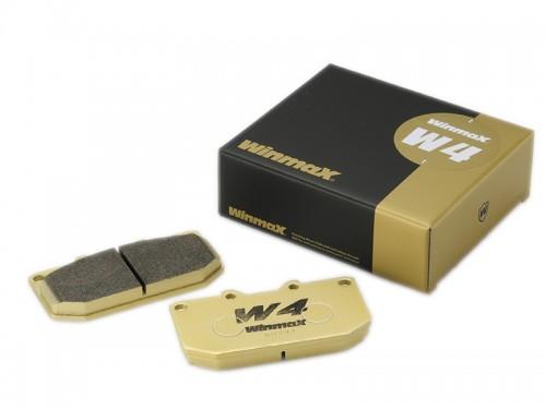 Winmax W4 Rear Brake Pads - Honda Civic Type-R FK8