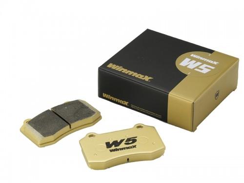 Winmax W5 Rear Brake Pads - Subaru BRZ / Toyota GT 86 / Scion FR-S
