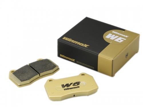 Winmax W6 Front Brake Pads - Subaru BRZ / Toyota GT 86 / Scion FR-S