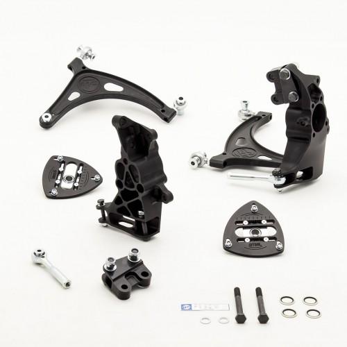 Wisefab - Suspension Drop Knuckle Kit - FRONT - Subaru BRZ / Scion FR-S / Toyota 86