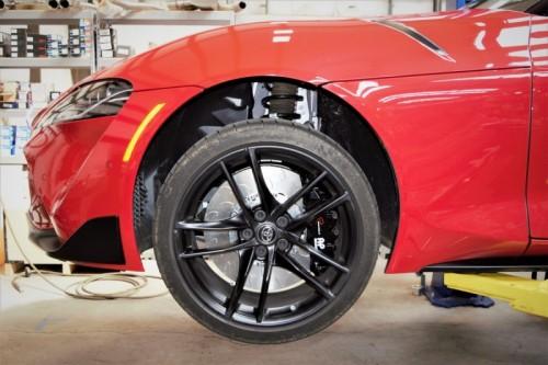 Essex Designed - AP Racing World Radi-CAL II Road Brake Kit - CP9562 / 380mm Disc - Toyota GR Supra - FRONT - 20.01.10002