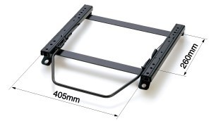 Bride - Type-XR - Seat Rail Kit - Stradia XL - A90 Toyota GR Supra - BRDS-G10XRO