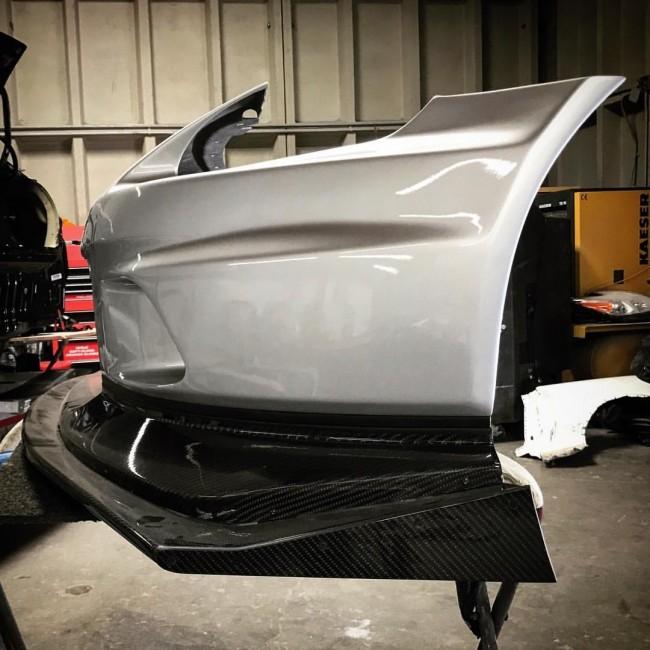 Honda S2000 Supercharger Vs Turbo: Voltex Front Bumper