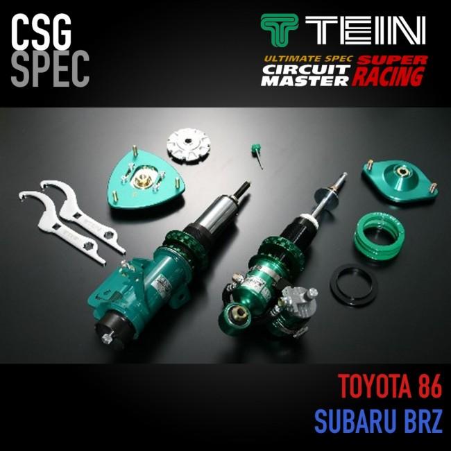 CSG Spec - TEIN Super Racing Circuit (Tein SRC) - Subaru BRZ