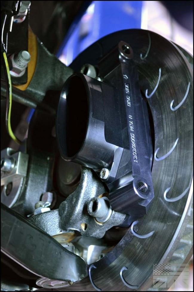 Essex Parts - AP Racing Competition Brake Kit (ENDURANCE) - 325x32 - Subaru  BRZ / Scion FR-S / Toyota 86 - 13 01 10006