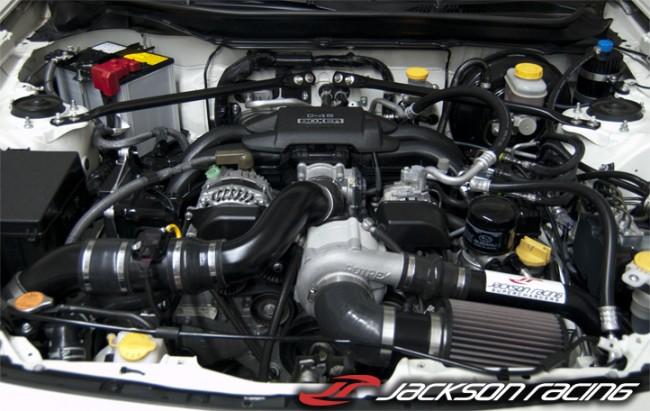 Jackson Racing Supercharger - C38-81 Rotrex - Tune It Yourself - Subaru BRZ  / Scion FR-S / Toyota GT86