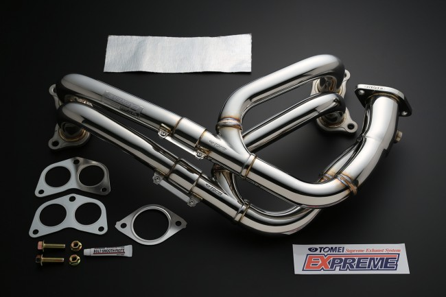 TOMEI - EXPREME - Equal Length 4-2-1 Exhaust Manifold Header - TB6010-SB03A  (412002) - Scion FR-S / Subaru BRZ / Toyota GT86
