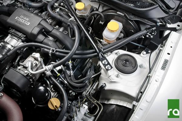 Radium Engineering - Crankcase Catch Can Kit - 20-0102 - Subaru BRZ / Scion  FRS / Toyota GT86