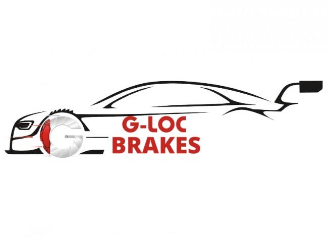 g-loc brakes - g-loc r16 - gp1124   scion fr