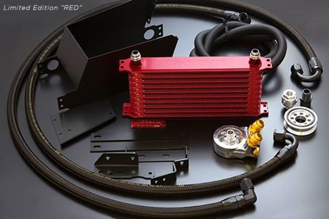 Greddy Oil Cooler Kit - Subaru BRZ / Toyota 86 / Scion FR-S