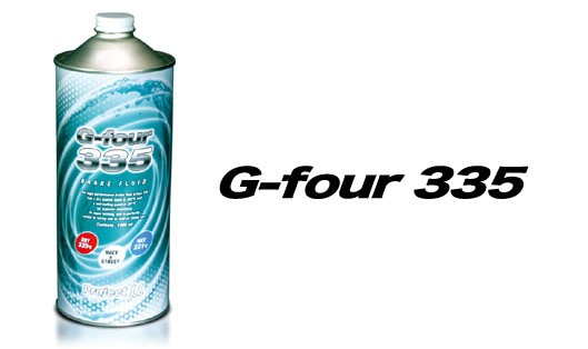 Project Mu G Four 335 Racing Brake Fluid Dot 4