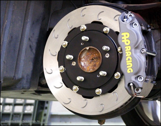 Essex AP Racing Competition Brake Kit - S2000 / MY06-09