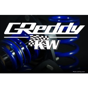GReddy x KW Suspension - 1-Way - 2015+ Subaru WRX STI - 14066101