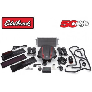 Edelbrock E-Force Supercharger Kit - CARB Legal Kit with Tune - Subaru BRZ / Toyota 86 / Scion FR-S