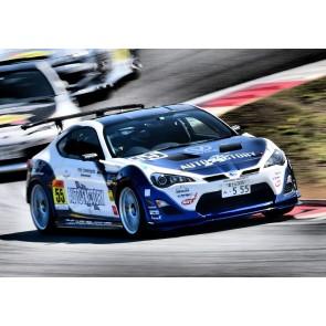 AUTO FACTORY - J-TEC Super Endurance Spec Over Pipe - Subaru BRZ / Scion FR-S / Toyota 86