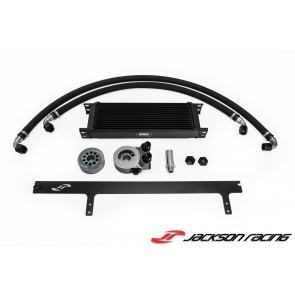 Jackson Racing - Engine Oil Cooler (new model) - Subaru BRZ / Toyota 86 / Scion FR-S