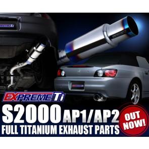 TOMEI EXPREME Ti - Full Titanium Muffler Catback - Honda S2000 AP1 / AP2 - TB6090-HN04A