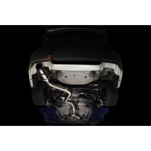 TOMEI EXPREME Ti Titanium Muffler -  TB6090-SB02C / 440018 - GVF 2011+ Subaru Impreza WRX STI  / 2008+ WRX  (4-door) USDM - 2015+ WRX / WRX STI