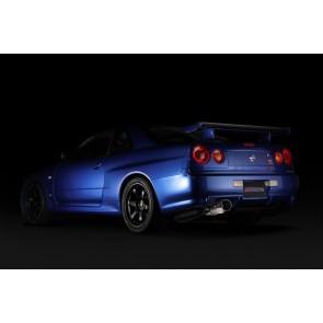 TOMEI - EXPREME Titanium Muffler - 440009 - Nissan Skyline GT-R - BNR34