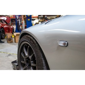 EVS Tuning Vented Front Wide Fenders (FRP) - Honda S2000 AP1 / AP2