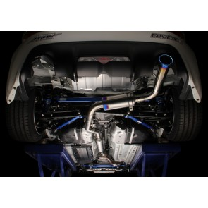 TOMEI - EXPREME Ti - TYPE-60S - Sports Exhaust - Scion FR-S / Subaru BRZ / Toyota GT86 - TB6090-SB03A (440019)