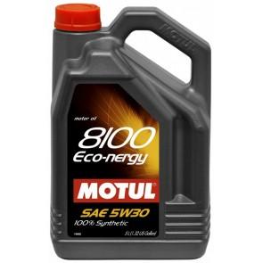 Motul 8100 5W30 - ECO-NERGY - 5 Liter